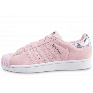 basket adidas superstar rose