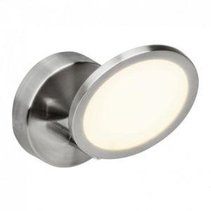 Brilliant AG Spot patère PLUTO -1x5W LED intégrée -ACIER G30510_13