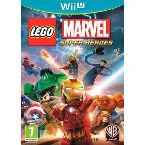 LEGO Marvel Super Heroes [Wii U]