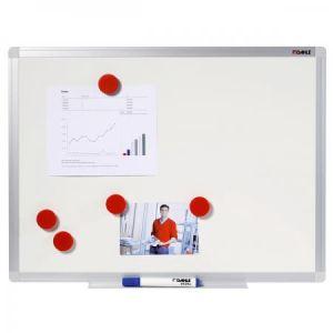 Dahle 96114-15460 - Tableau blanc Professional 96114, en acier émaillé, 100x150cm