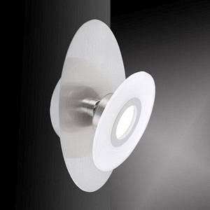 Paul neuhaus Applique MAGNA LED Acier inoxydable, 1 lumière