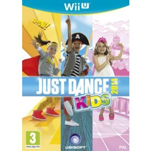 Just Dance Kids 2014 [Wii U]