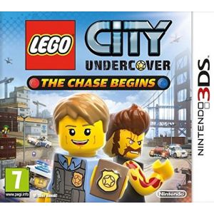 Lego City Undercover: The Chase Begins - Selects pour 3DS [Import UK] [3DS]