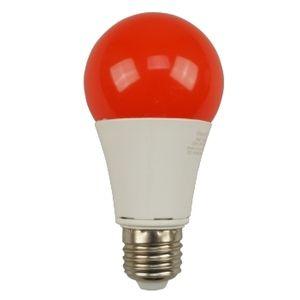Vision-El Ampoule LED E27 9W Rouge