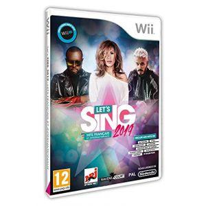 Image de Let's Sing 2019: Hits Français et Internationaux [Wii]