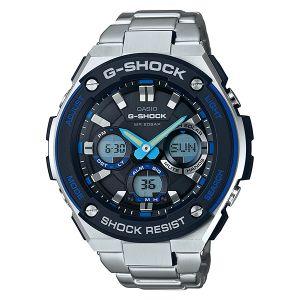 Casio G-SHOCK G-STEEL TOUGH SOLAR Analogique-numérique Montre GST-S100D-1A2 - Bleu