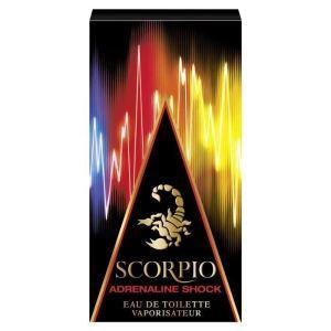 Scorpio Adrenaline Choc - Eau de toilette pour homme