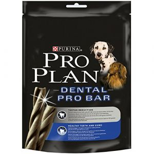 Purina Pro Plan Dental Pro Bar pour chien adulte 150 gr