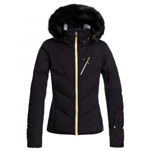 Roxy SNOWSTORM PLUS - Veste ski Femme true black