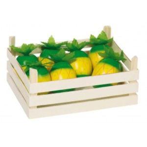Goki 51669 - Ananas dans une cagette