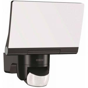 Steinel Potelet à détection extérieur Xled LED intégrée 14.8 W = 1184 Lm, noir