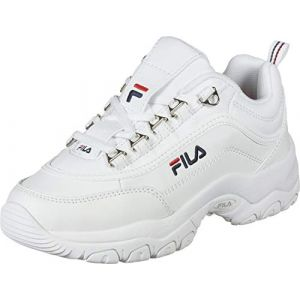 FILA 1010560 Sneakers Femme, Blanc, 38 EU