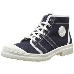 Pataugas Authentiq/T F2D, Desert Boots Femme, Bleu (Marine), 40 EU