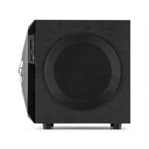 Auna X-Plus - Système d`enceintes 5.1 canaux Bluetooth USB SD AUX 100W max.