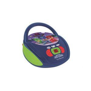 Lexibook RCD108PJM - Boombox radio CD Pyjamasques
