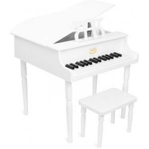 Vilac Piano à queue blanc