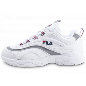 FILA Ray Blanche Enfant 35 Baskets