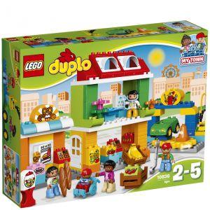 Lego 10836 - Duplo : Le centre ville