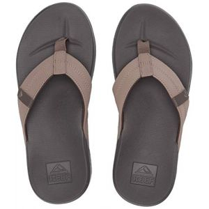 Reef Tongs CUSHION BOUNCE PHANTOM Marron - Taille 39,40,42,43,44,45,46,47