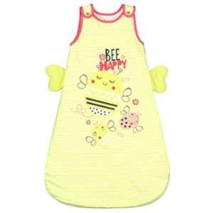 Petit Béguin Gigoteuse d été Bee Happy - Jaune cbd04b0eee9