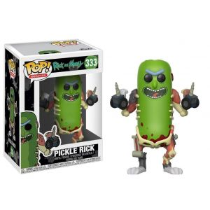 Funko Figurine Pop Vinyl Morty- Pickle Rick, 27854