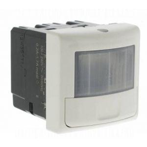 Legrand Détecteur de présence et de mouvements blanc Mosaic - Eco 2 fils- 400W