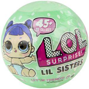 Splash Toys LOL Surprise - Eye Spy Series - Lil Sisters (+ 5 Surprises)