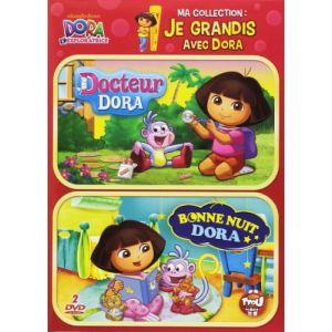 Ma collection je grandis avec Dora : Docteur Dora + Bonne Nuit Dora