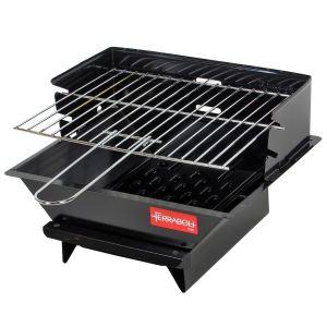 Relags 102 MiniGrill - Barbecue au charbon à poser