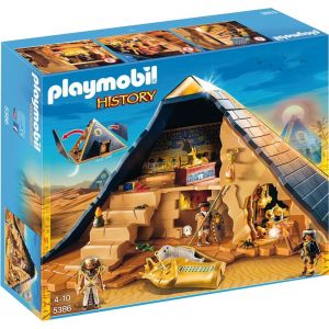 Playmobil 5386 - History : Pyramide du pharaon