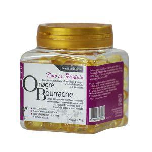 Dayang Duo Onagre Bourrache - 180 capsules