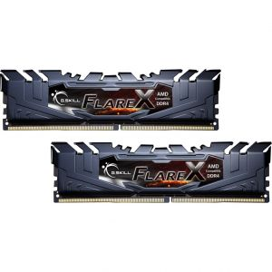 G.Skill F4-3200C14D-16GFX - Flare X Series schwarz DDR4-3200 Ryzen CL 14 - 16
