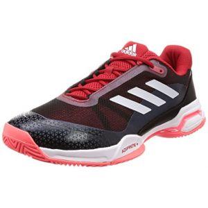 the best attitude b5ea5 056b4 Adidas Barricade Club, Chaussures de Tennis Homme, Rouge (Rojo 000), 41