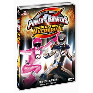 Power Rangers : Opération Overdrive - Volume 3