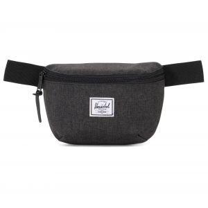 Herschel Fourteen Black Crosshatch