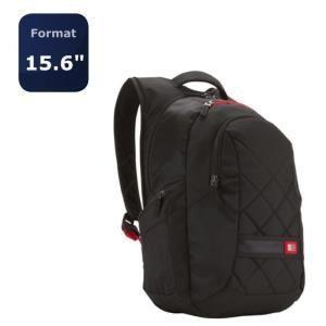"""Case Logic DLBP-116 - Sac à dos pour ordinateur portable 16"""""""