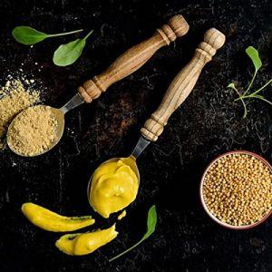 Radis et capucine Je fabrique moi même ma moutarde de Dijon DIY