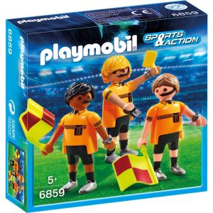 Playmobil 6859 Sports & Action - Trio arbitral