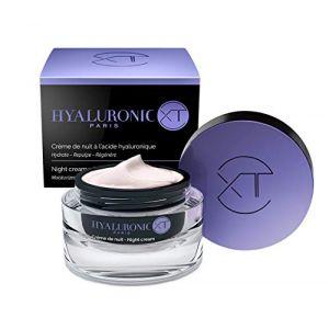 Hyaluronic XT Crème de nuit à l'acide hyaluronique
