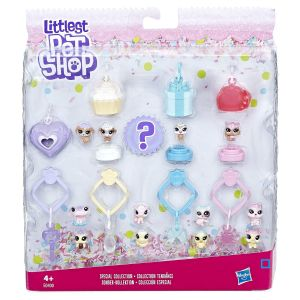 Hasbro 13 teensies Littlest Petshop Collection Sucrée
