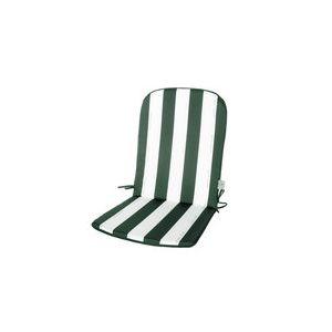 Jardin prive Cancale - 2 coussins pour fauteuil de jardin avec nouettes
