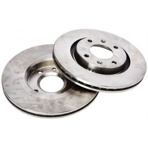 Bosch 2 Disques de frein 0986479088