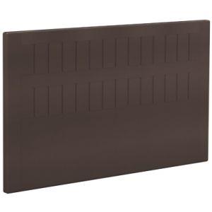 Bultex Tête de lit stromboli enduit chocolat 160 cm