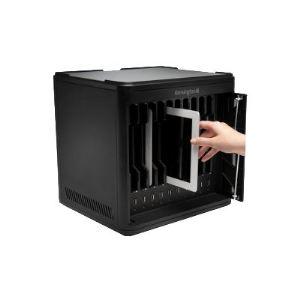 Kensington K67771EU - Coffre de chargement et de synchronisation pour iPad