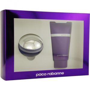 Paco Rabanne Ultraviolet - Coffret eau de parfum et lait pour le corps - Coffret 80 ml