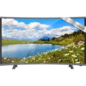 Continental Edison TV UHD 4K Curved 165.1cm (65'') - 3 x HDMI - 1 x USB