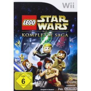 LEGO Star Wars : La Saga Complète [Wii]