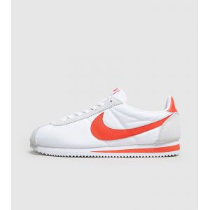 Nike Classic Cortez Nylon chaussures blanc rouge 40 EU