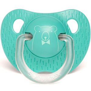 Suavinex Sucette physiologique Ours Meaningful Life 6-18 mois