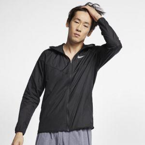 Nike Veste de running Windrunner pour Homme - Noir - Couleur Noir - Taille 2XL